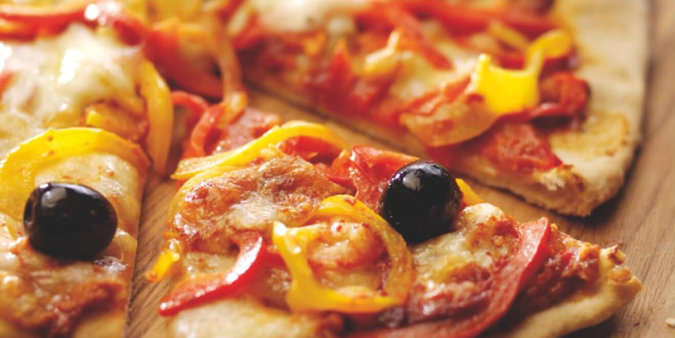 Ricetta Pizza Kenwood Chef.Impasto Base Per Pizza Kenwood Club