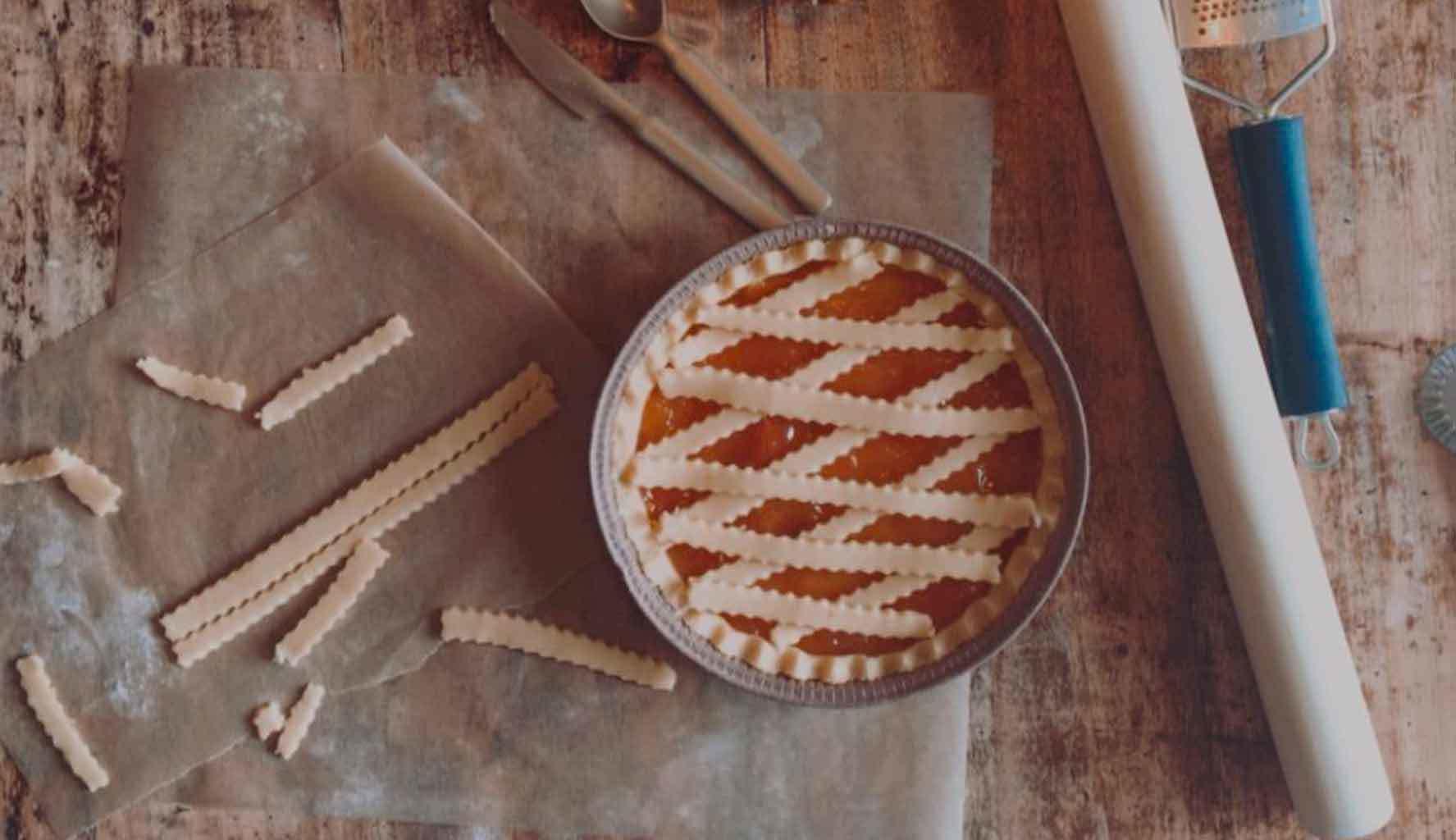 Ricetta Crostata Kenwood Chef.Ricetta Crostata Con Confettura Di Albicocche Ricette Kenwood Club