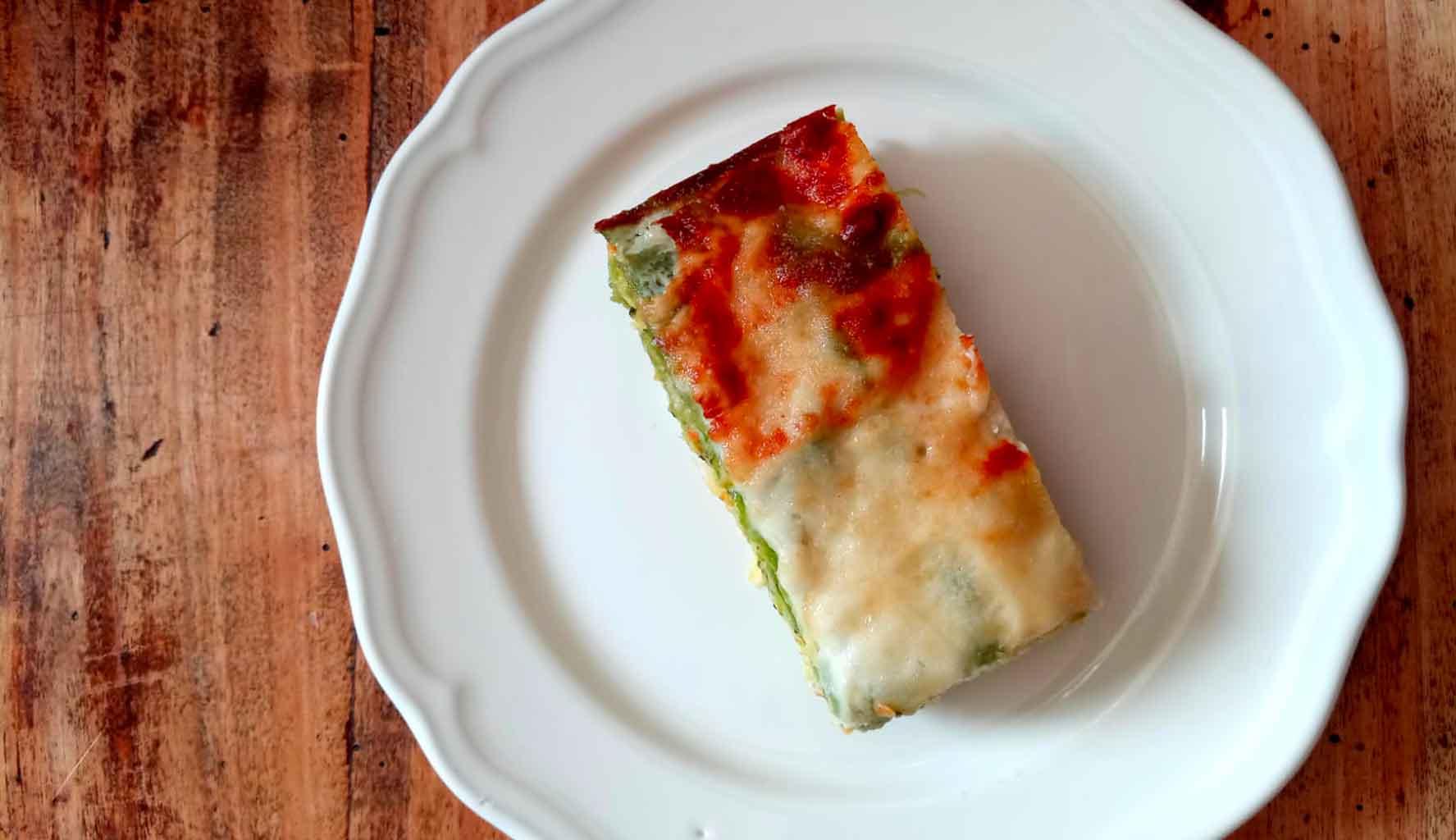 Ricetta Lasagne Kenwood.Ricetta Lasagne Vegetariane Al Pesto Ricette Kenwood Club
